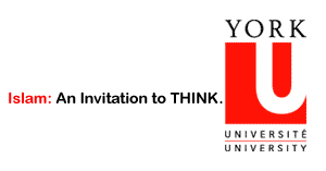Islam: An Invitation to Think! @ York U
